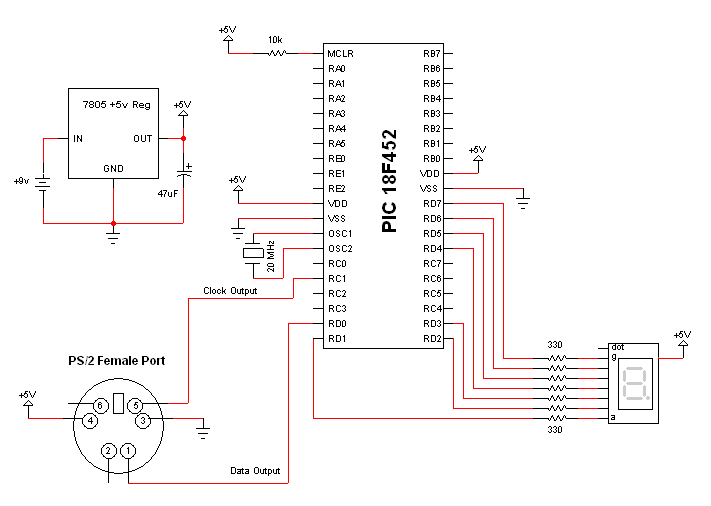 ps2 to usb schematic get free image about wiring diagram